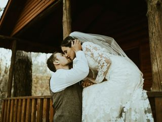 The wedding of Georganna and Ryan