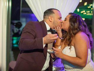 The wedding of Jenniliz and Troy 1