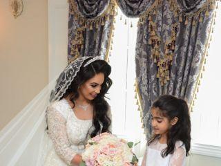 The wedding of Sahar and Ahmid 3