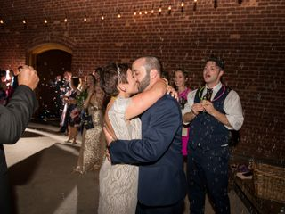 The wedding of Jamie and Allyson 1