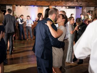 The wedding of Jamie and Allyson 2