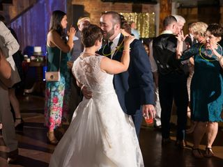 The wedding of Jamie and Allyson 3