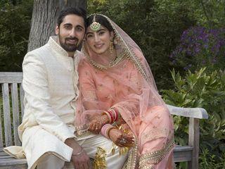 The wedding of Sahiba and Yash 2