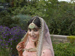 The wedding of Sahiba and Yash 3
