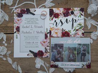 The wedding of Rachel and Nick 3