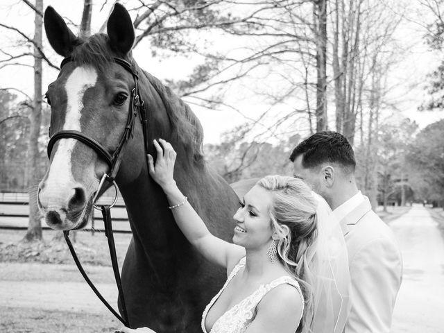 Lindsey and Lane's Wedding in Wilmington, North Carolina 1