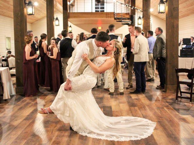 Lindsey and Lane's Wedding in Wilmington, North Carolina 2