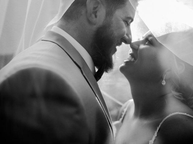 Amos and Caroline's Wedding in New Bern, North Carolina 1