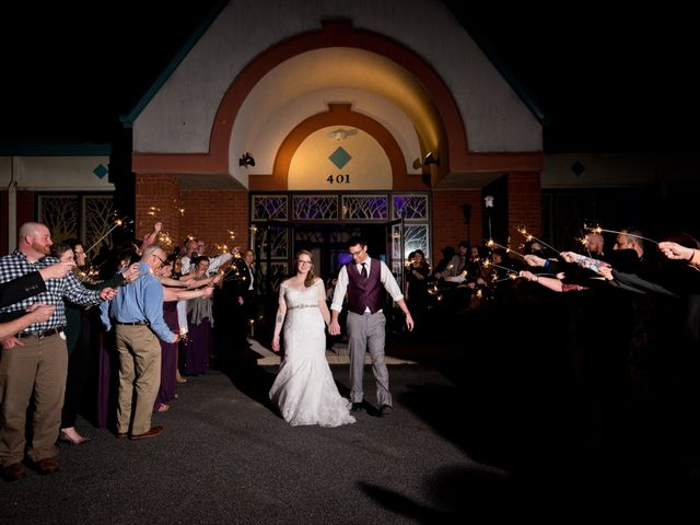 Jesse and Chelsea's Wedding in Simpsonville, South Carolina 6