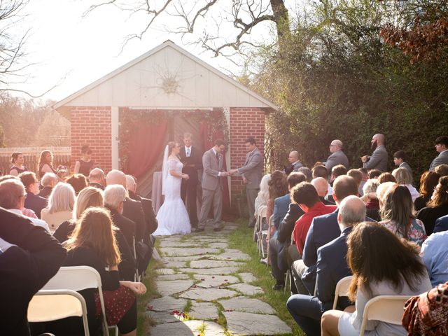 Jesse and Chelsea's Wedding in Simpsonville, South Carolina 16
