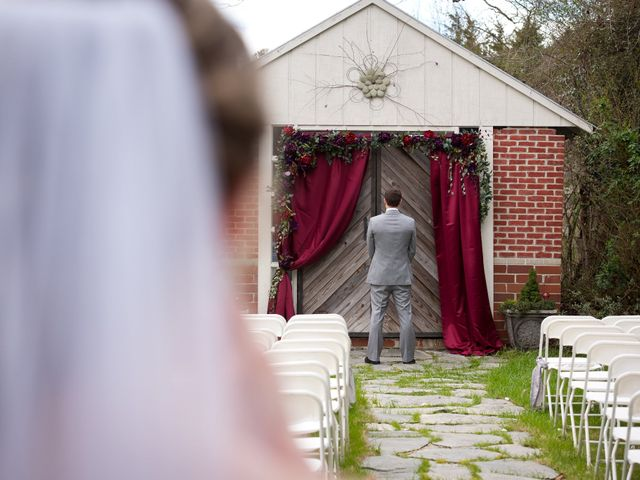 Jesse and Chelsea's Wedding in Simpsonville, South Carolina 21