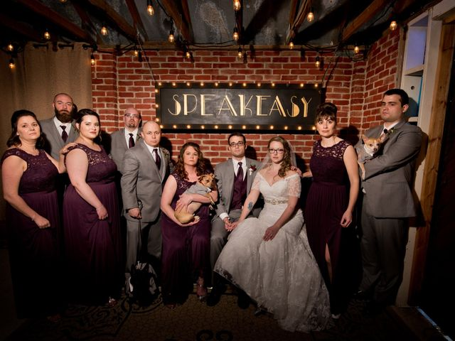 Jesse and Chelsea's Wedding in Simpsonville, South Carolina 36