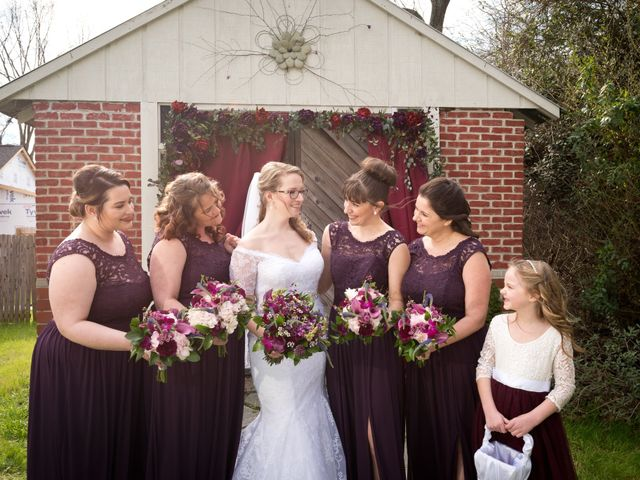 Jesse and Chelsea's Wedding in Simpsonville, South Carolina 40