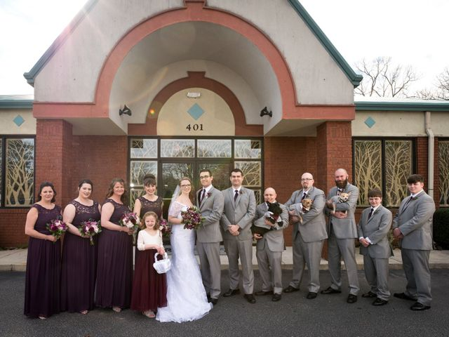 Jesse and Chelsea's Wedding in Simpsonville, South Carolina 41