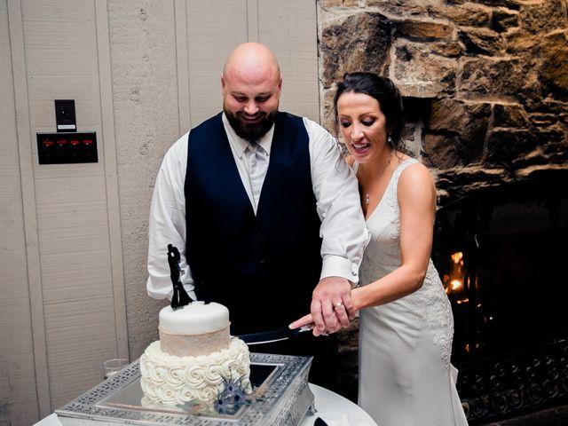 Nick and Laura's Wedding in Media, Pennsylvania 1