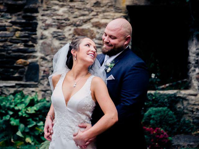 Nick and Laura's Wedding in Media, Pennsylvania 18