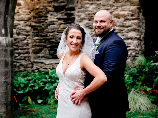 Nick and Laura's Wedding in Media, Pennsylvania 19