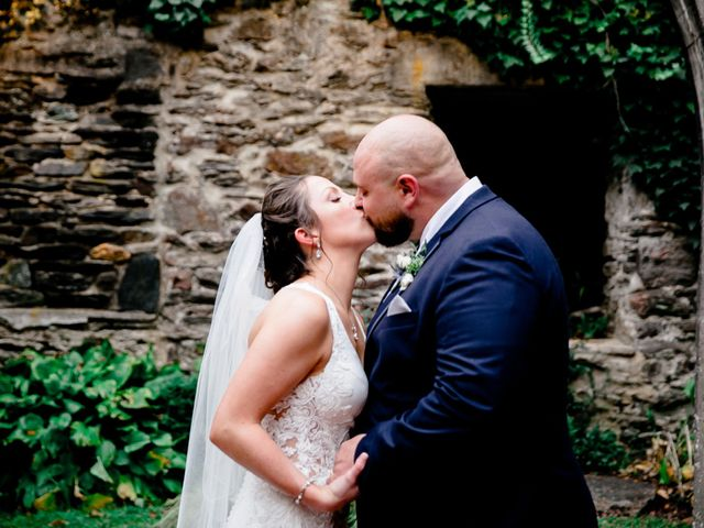 Nick and Laura's Wedding in Media, Pennsylvania 20