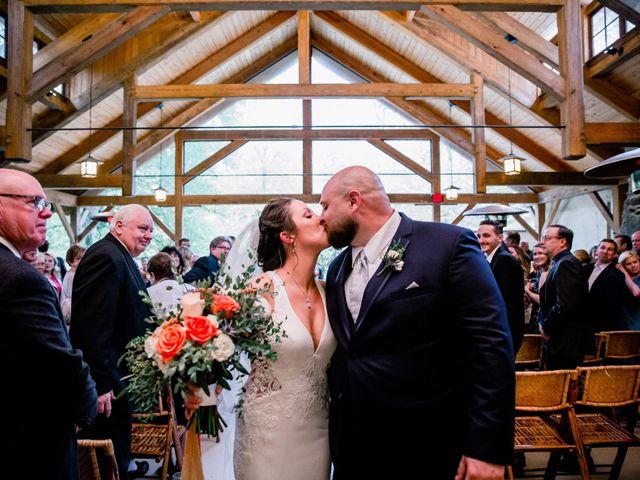 Nick and Laura's Wedding in Media, Pennsylvania 24