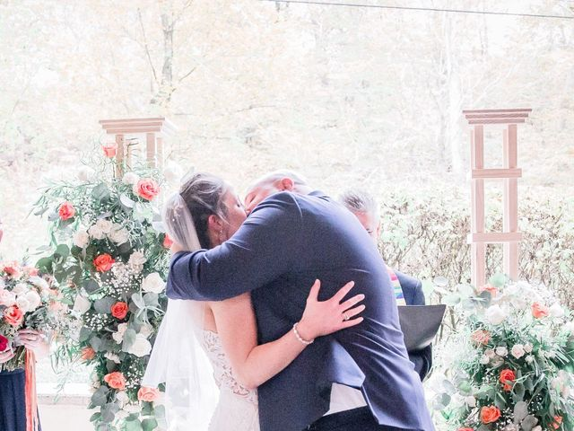 Nick and Laura's Wedding in Media, Pennsylvania 25