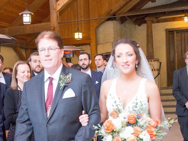 Nick and Laura's Wedding in Media, Pennsylvania 32