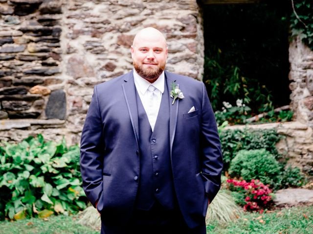 Nick and Laura's Wedding in Media, Pennsylvania 37