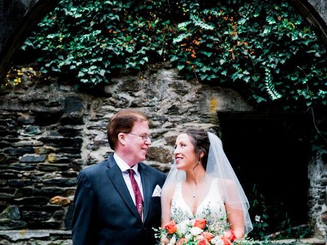 Nick and Laura's Wedding in Media, Pennsylvania 41