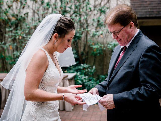 Nick and Laura's Wedding in Media, Pennsylvania 43