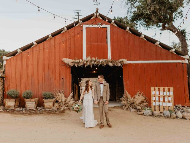 The wedding of Brooke and Reed