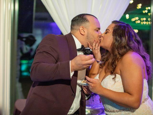Troy and Jenniliz's Wedding in Egg Harbor City, New Jersey 1