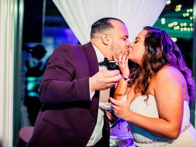 Troy and Jenniliz's Wedding in Egg Harbor City, New Jersey 2