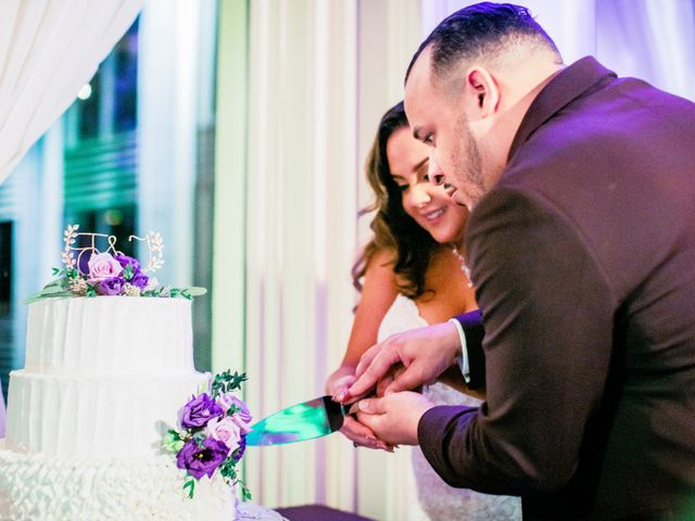 Troy and Jenniliz's Wedding in Egg Harbor City, New Jersey 3