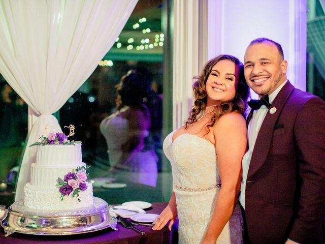 Troy and Jenniliz's Wedding in Egg Harbor City, New Jersey 5