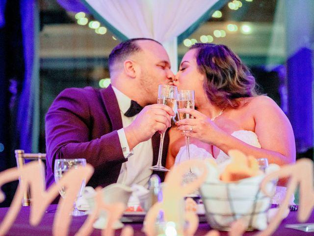 Troy and Jenniliz's Wedding in Egg Harbor City, New Jersey 8