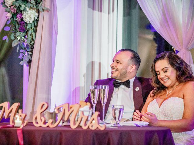 Troy and Jenniliz's Wedding in Egg Harbor City, New Jersey 9
