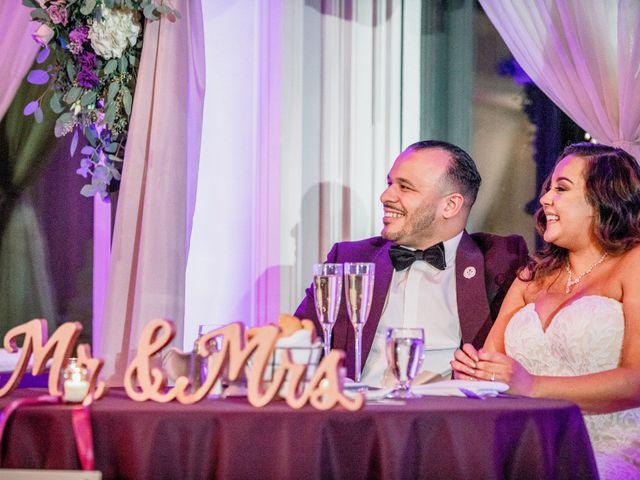 Troy and Jenniliz's Wedding in Egg Harbor City, New Jersey 10