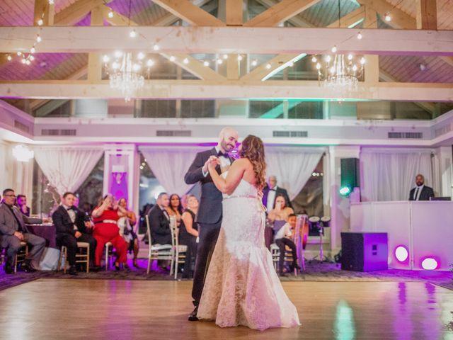Troy and Jenniliz's Wedding in Egg Harbor City, New Jersey 11