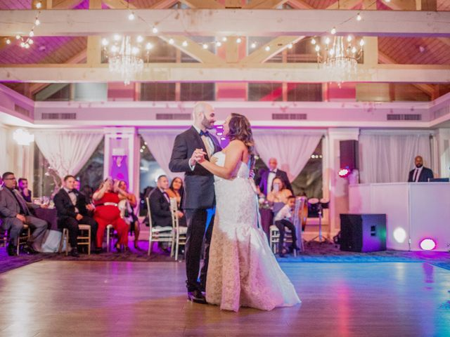 Troy and Jenniliz's Wedding in Egg Harbor City, New Jersey 12