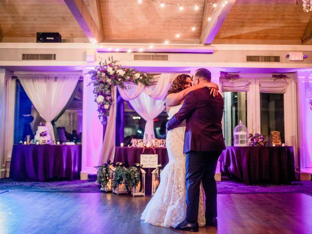 Troy and Jenniliz's Wedding in Egg Harbor City, New Jersey 14
