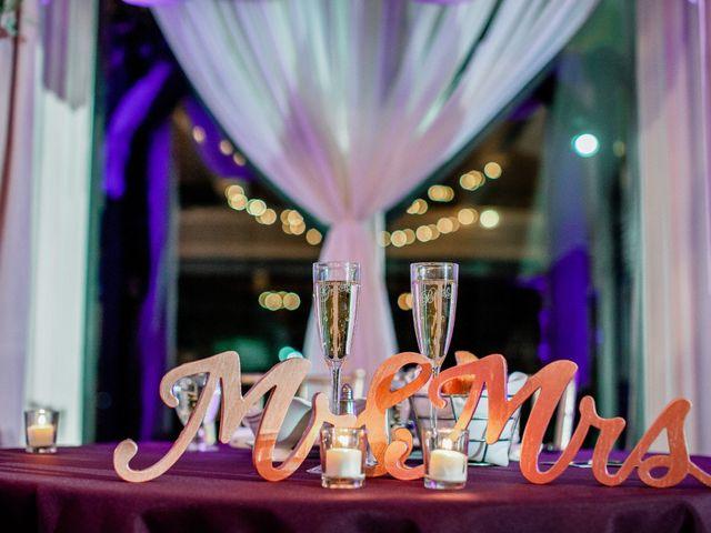 Troy and Jenniliz's Wedding in Egg Harbor City, New Jersey 16