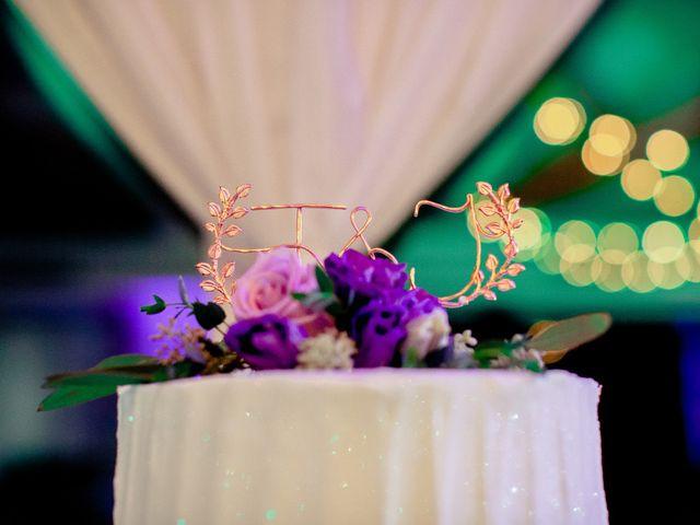 Troy and Jenniliz's Wedding in Egg Harbor City, New Jersey 19