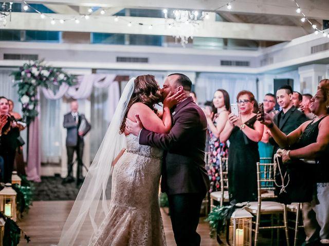 Troy and Jenniliz's Wedding in Egg Harbor City, New Jersey 24