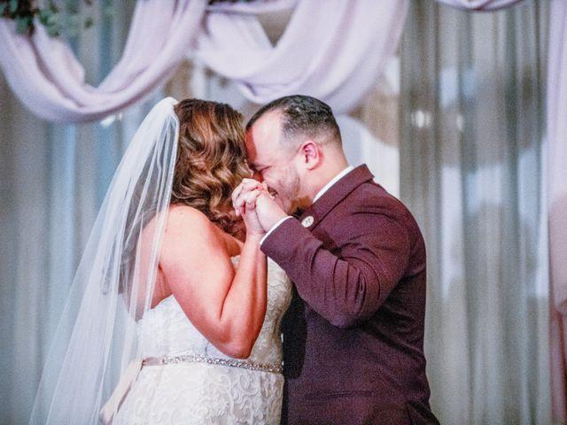 Troy and Jenniliz's Wedding in Egg Harbor City, New Jersey 25