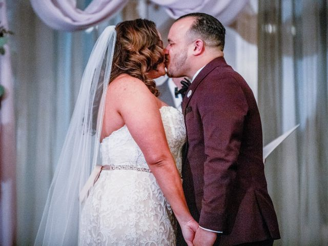 Troy and Jenniliz's Wedding in Egg Harbor City, New Jersey 26