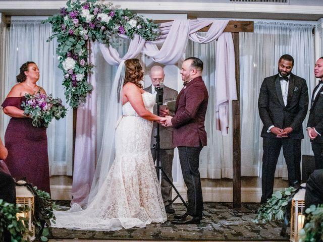 Troy and Jenniliz's Wedding in Egg Harbor City, New Jersey 27