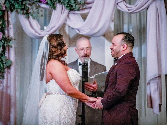 Troy and Jenniliz's Wedding in Egg Harbor City, New Jersey 28