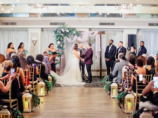 Troy and Jenniliz's Wedding in Egg Harbor City, New Jersey 29