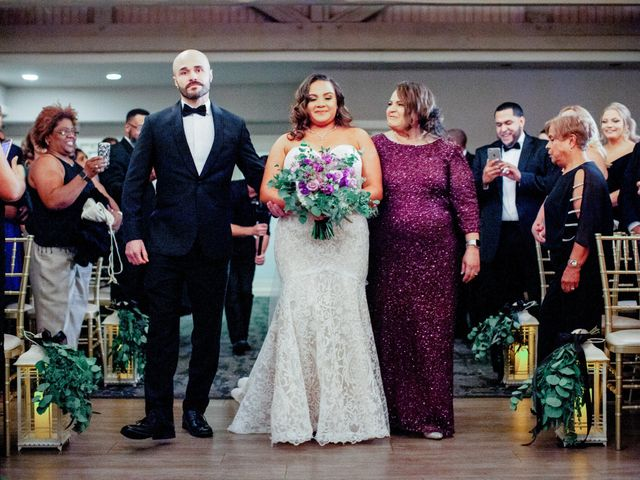 Troy and Jenniliz's Wedding in Egg Harbor City, New Jersey 31