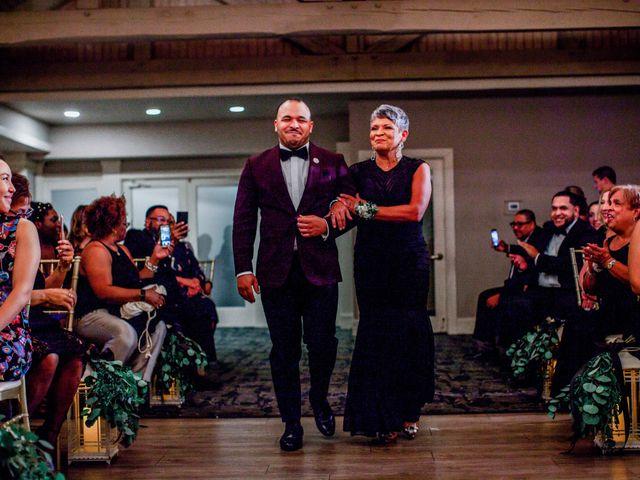 Troy and Jenniliz's Wedding in Egg Harbor City, New Jersey 32