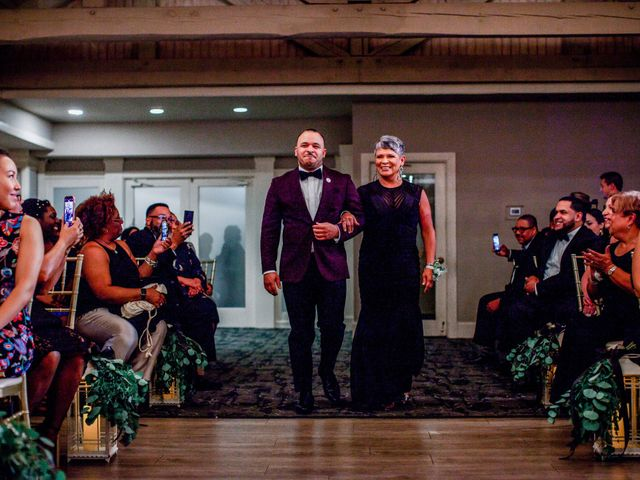 Troy and Jenniliz's Wedding in Egg Harbor City, New Jersey 33
